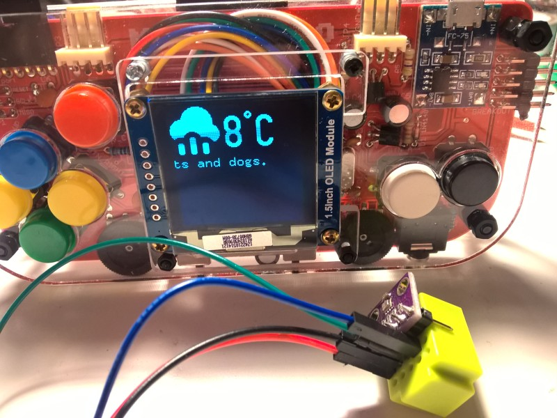 BME280 based portable weather station (1) - Hardware discussion